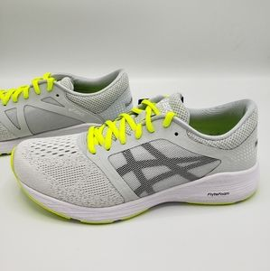 Asics Roadhawk FF Grey Safety Yellow